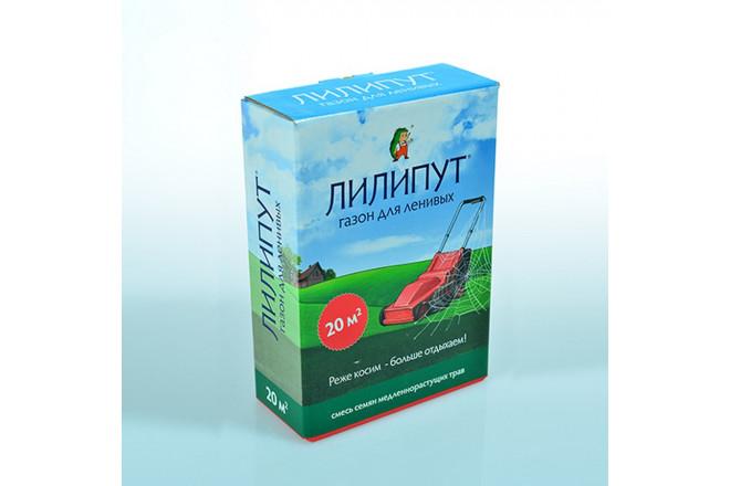 Газон Лилипут - интернет-магазин Крассула