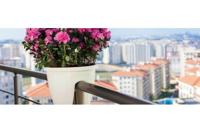 Балконный ящик на перила ВипСет - интернет-магазин Крассула