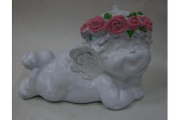 Фигура Ангел лежащий - интернет-магазин Крассула