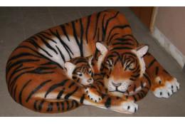 Фигура Крышка на люк *Тигры* - интернет-магазин Крассула