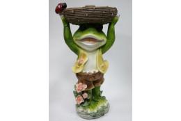 Фигура Лягушка в сомбреро - интернет-магазин Крассула