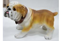 Фигура Собака Английский бульдог - интернет-магазин Крассула