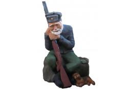 Фигура Сторож - интернет-магазин Крассула
