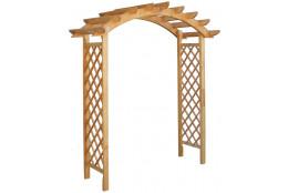 Арка деревянная 1,9м - интернет-магазин Крассула