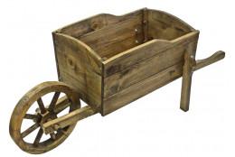 Тачка деревянная Эконом - интернет-магазин Крассула
