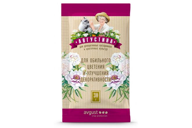 Августин для обильного цветения и улучшения декоративности - интернет-магазин Крассула