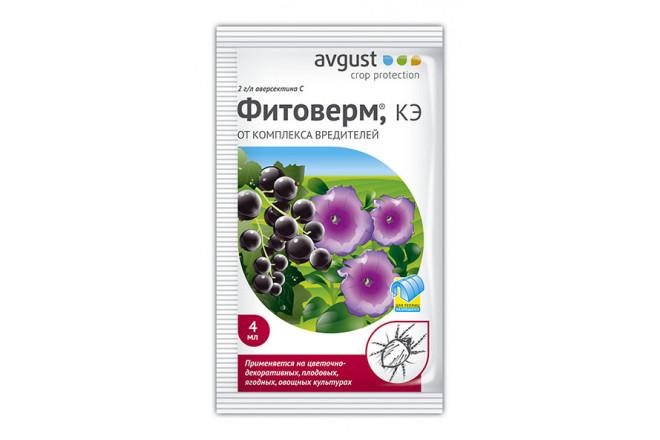 Фитоверм КЭ - интернет-магазин Крассула