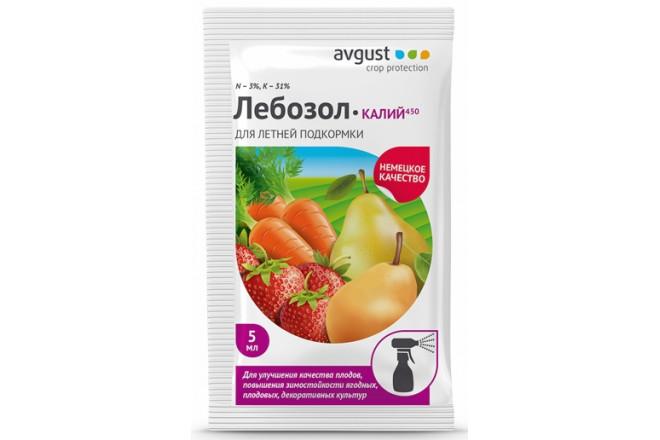 Лебозол - Калий450 - интернет-магазин Крассула