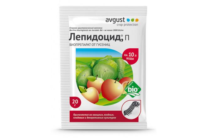 Лепидоцид П - интернет-магазин Крассула