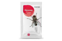 Мухоед супер гранулы - интернет-магазин Крассула