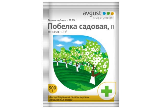Садовая побелка П - интернет-магазин Крассула
