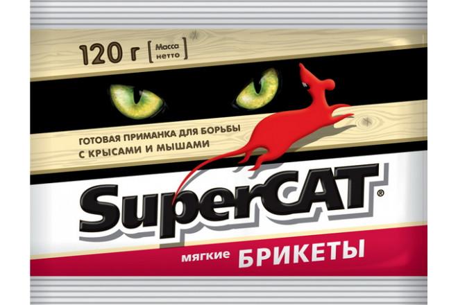 SuperCAT Б (брикет мягкий) - интернет-магазин Крассула