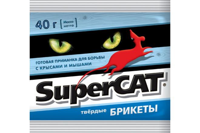 SuperCAT Б (брикет парафиновый) - интернет-магазин Крассула