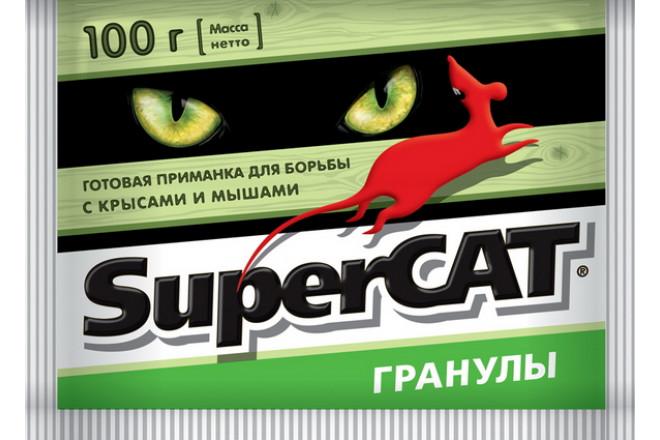SuperCAT Г (гранулы) - интернет-магазин Крассула