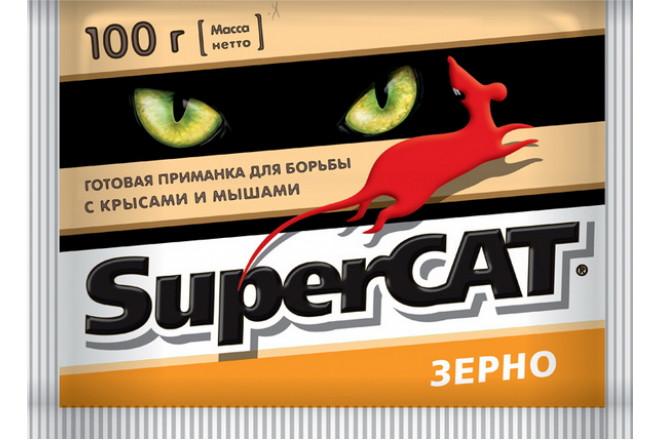 SuperCAT З (зерно) - интернет-магазин Крассула