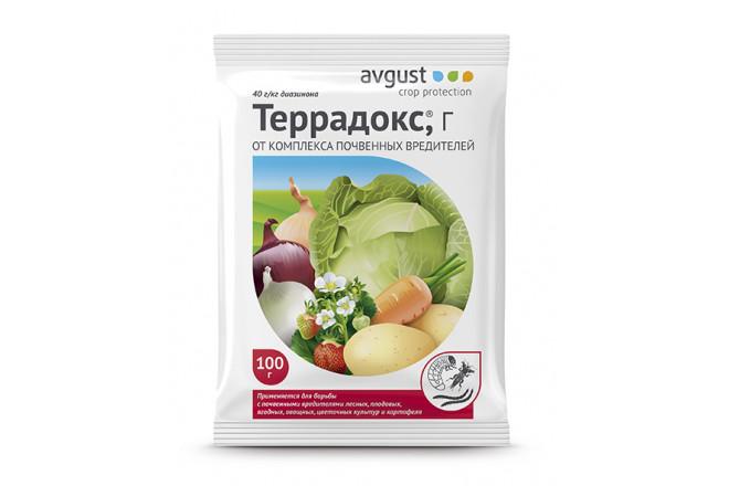 Террадокс Г - интернет-магазин Крассула