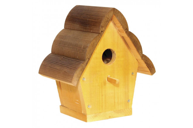 Домик для птиц Тип №3 - интернет-магазин Крассула