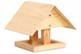 Кормушка для птиц Избушка - интернет-магазин Крассула
