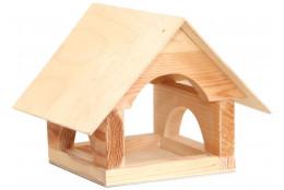 Кормушка для птиц Теремок - интернет-магазин Крассула