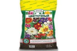 """БиоГрунт """"Цветочный"""" 10л"""