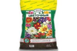 """БиоГрунт """"Цветочный"""" 40л"""