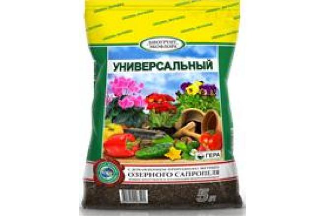 """БиоГрунт """"Универсальный """" 5л - интернет-магазин Крассула"""