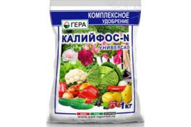 КАЛИЙФОС N 1кг - интернет-магазин Крассула