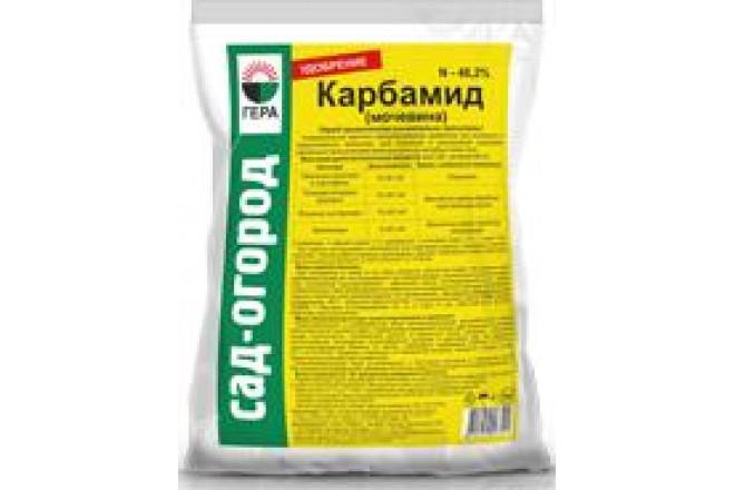 Карбамид N-46,2% 1 кг - интернет-магазин Крассула