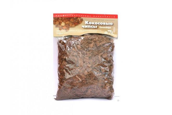 Кокосовые чипсы субстракт 0,7 л - интернет-магазин Крассула