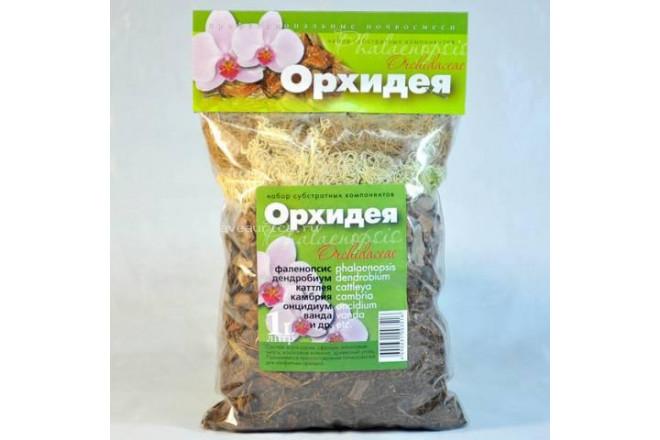Орхидея профи субстракт 1 л - интернет-магазин Крассула