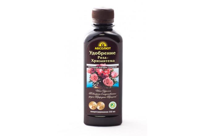 Удобрение Абсолют для роз-хризантем 0,25 - интернет-магазин Крассула