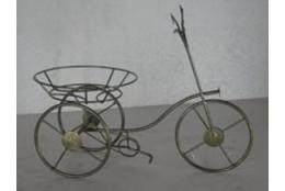 Подставка Напольная на 1 горшка Велосипед м.