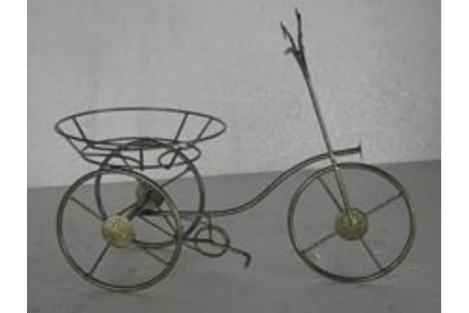 Подставка Напольная на 1 горшка Велосипед м.  - интернет-магазин Крассула
