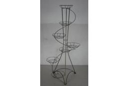 Подставка Напольная Спираль на 7 горшков
