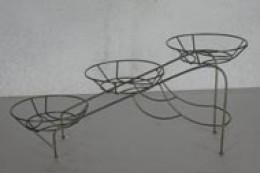 Подставка Настольная на 3 горшка Горка