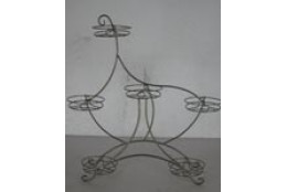 Подставка Настольная на 6 горшков Лебедь