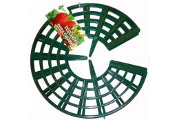 Подставка под клубнику 1 зеленая