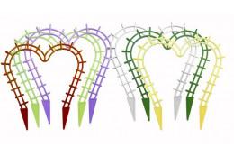 Подставка для цветов Сердечко
