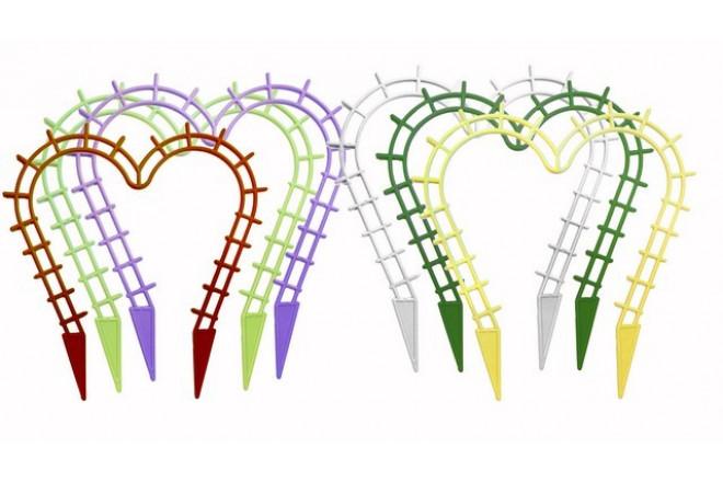 Подставка для цветов Сердечко  - интернет-магазин Крассула