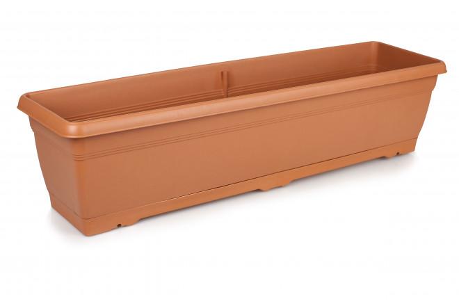 Балконный ящик Сад с поддном - интернет-магазин Крассула