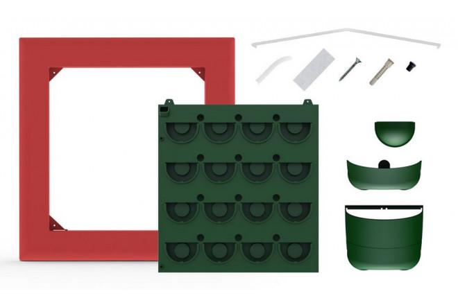 Фитопанель без рамы - интернет-магазин Крассула