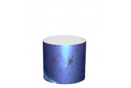 Горшок  со скрытым поддоном Звезды - интернет-магазин Крассула