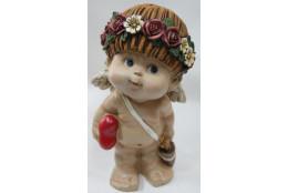 Фигура Ангел Прелесть 2 стоящий со стрелами - интернет-магазин Крассула