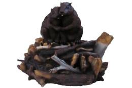 Фигура Крышка на люк Хатка бобров