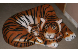 Фигура Крышка на люк *Тигры*