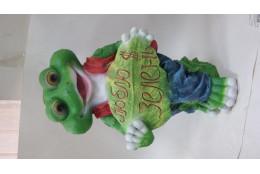 Фигура Лягушка Люблю зелень - интернет-магазин Крассула