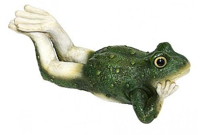 Фигура Лягушка мечтающая - интернет-магазин Крассула