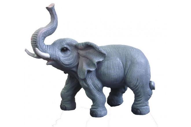 Фигура Слон малый натур. - интернет-магазин Крассула