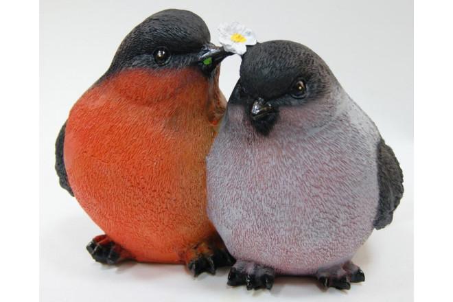 Фигура Снегири пара - интернет-магазин Крассула