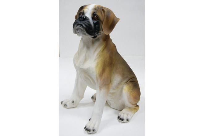 Фигура Собака боксёр - интернет-магазин Крассула